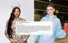 Biến mới tại Miss Grand International: 2 đại diện Nigeria và Kenya nhiễm Covid-19, netizen lo lắng cho Á hậu Ngọc Thảo