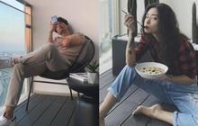 """Huy Trần đăng ảnh chào buổi sáng, ai ngờ tự để lộ """"hint"""" sống chung một nhà với Ngô Thanh Vân?"""