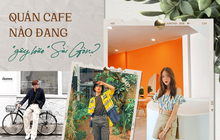 """Bị nói """"sống hời hợt"""" vì ít đăng hình sống ảo thì cứ ghé ngay 9 quán cà phê đang """"hot trend"""" ở Sài Gòn này là tha hồ chụp cháy máy!"""