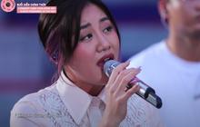 """Văn Mai Hương được khen hết lời khi khoe giọng live khủng: """"Nghệ sĩ chân chính luôn được khán giả trân trọng"""""""