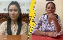 """Bị đấu tố, vợ cố NS Vân Quang Long livestream đáp trả chị hai chồng: """"Chị sống tốt chưa mà phán xét chuyện người khác"""""""