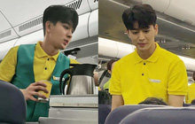 """Chị em đang điên đảo truy tìm soái ca tiếp viên hàng không ở Vinh, tìm ra mới """"ngã ngửa'' vì là... idol nhà YG?"""