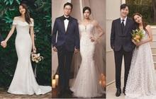 """Bộ ba nữ chính Penthouse diện váy cưới: """"Tiểu tam"""" lồng lộn hết cỡ nhưng có đánh bại được sự tinh tế của """"bà cả"""" Lee Ji Ah?"""