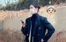 Lee Jong Suk ngày càng xuống dốc nhan sắc, nhận không ra nam thần Kbiz một thời với mái tóc dài buộc cao