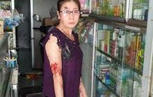 """Nữ chủ tiệm thuốc tây bị """"khủng bố"""" bằng sơn, mắm tôm vì em trai mượn tiền """"giang hồ"""" không trả"""