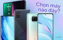 Chốt deal ngay 5 mẫu smartphone đang khuyến mãi đến 3 triệu đồng, quà 8/3 cực chất là đây chứ đâu?