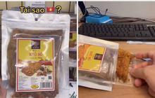 """Mua khô bò trong siêu thị Việt Nam, về nhà mở ra ăn chàng trai người Nhật mới """"té ngửa"""" vì mánh khoé này, xem tới cuối còn bất ngờ hơn"""