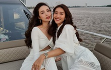 Khả Ngân - Minh Hằng đọ sắc cực gắt trên du thuyền: 2 mỹ nhân từng được truyền thông quốc tế hết lời ca ngợi, ai nhỉnh hơn?