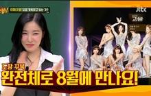 Tiffany nhá hàng về sự trở lại của SNSD nhân dịp kỷ niệm 14 năm thành lập nhóm?