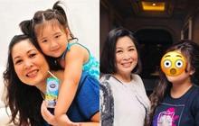 Con gái xinh xắn của Hồng Vân học trường quốc tế nhưng học phí thấp bất ngờ