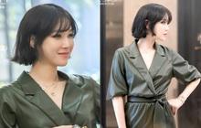 """""""Bà cả Penthouse"""" Lee Ji Ah gây sốc khi tái xuất bất ngờ, nhưng là """"sốc visual"""" hàng loạt vì diện mạo mới lột xác đỉnh cao"""