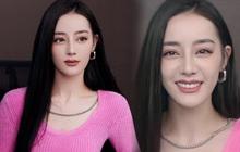 """Netizen hết hồn vì visual khác lạ của Địch Lệ Nhiệt Ba: Là di chứng """"dao kéo"""" hay do makeup quá đà?"""