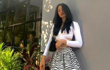 Con gái Lưu Thiên Hương càng lớn càng đẹp, khí chất mỹ nhân lộ rõ mồn một dù mới 16 tuổi