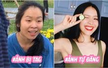 """""""Cả nhà 3 đời"""" làm beauty blogger đến đời An Phương lại không thoát khỏi lời nguyền ảnh bị tag"""