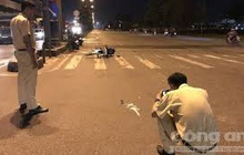 Xe cấp cứu tư nhân tông chết người đàn ông đi xe máy
