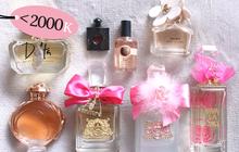 6 chai nước hoa dưới 2 triệu mùi cực nịnh mũi, vỏ lại xinh đem đi tặng 8/3 thì chuẩn đét