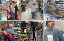 """Dân mạng khắp thế giới chia sẻ những tình huống """"khó đỡ"""" trong siêu thị"""