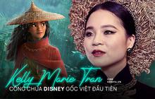 Công chúa Disney gốc Việt Kelly Marie Tran: Tên thật của tôi là Loan, và tôi mới chỉ bắt đầu mà thôi!
