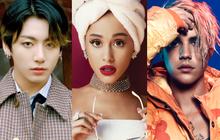 Tranh cãi Billboard vinh danh BTS là nghệ sĩ vĩ đại nhất 2020: Thành tích không bằng Ariana - Justin, nhưng có gì đó sai sai?