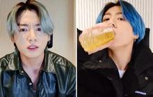 Jungkook (BTS) than trời vì mới khoe đồ uống yêu thích đã bị fan mua sạch, đành ngậm ngùi chịu cảnh trắng tay