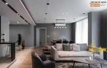 Vợ chồng trẻ mua 2 căn hộ Vinhomes để đập thông thành 1 căn lớn, thiết kế tối giản nhưng sang miễn bàn