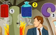Quiz: Kiểm tra ngay khả năng sinh tồn của bạn, chỉ cần trả lời đúng những câu hỏi sau đây
