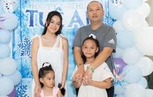 Phạm Quỳnh Anh - Quang Huy hội ngộ mừng sinh nhật con gái út, khung ảnh gia đình khiến netizen đồng loạt mong tái hợp