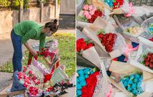 Hóng chuyện với bà bán hoa ngày 8/3: Có thanh niên đòi mua 1 tặng 1, tôi tò mò chẳng lẽ có 2 cô bồ hay gì?