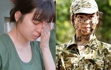 """Khánh Vân """"lột xác"""" tại Sao Nhập Ngũ: Từ """"tiểu thư"""" bị lập group antifan đến nữ chiến sĩ dẫn đầu điểm số"""