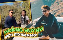 Anh trai Jenny Huỳnh: Trên mạng là idol giới trẻ, về nhà là ông anh quốc dân