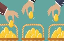 Mỗi sáng bỏ 10 trứng vào giỏ, đêm tới lại lấy ra 9 quả, cuối cùng điều gì sẽ xảy ra? Câu trả lời là nguyên tắc đầu tiên của việc làm giàu ai cũng phải biết
