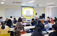 Cô giáo yêu cầu quét mã QR trước khi vào lớp, sinh viên làm theo rồi scan ra hàng tá thứ bất ngờ