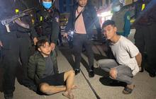 """Cảnh sát nổ súng truy bắt nhóm học sinh mang hung khí đi """"hỗn chiến"""" ở Đà Nẵng"""