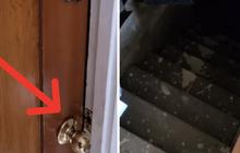 Thấy ổ khoá bất thường trên cánh cửa tủ ở nhà mới, bà mẹ thử mở thì rùng mình phát hiện căn hầm bí mật dưới sàn với tình tiết như phim kinh dị