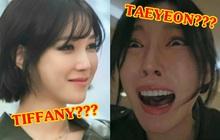 """Lú cực mạnh: Đây là cặp """"địch thủ"""" Penthouse Kim So Yeon - Lee Ji Ah hay 2 chị đẹp Taeyeon - Tiffany SNSD đi lạc?"""