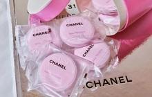 Chanel ra mắt viên tắm màu hồng siêu xinh giá 160k/viên, mỗi tội chỉ bán ở Nhật