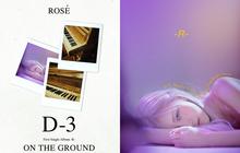 """Rosé (BLACKPINK) tung poster D-3 nhưng vẫn """"bổn cũ soạn lại"""": Đăng giờ lộn xộn, """"tái chế"""" ảnh khiến fan chẳng hiểu có dụng ý gì?"""