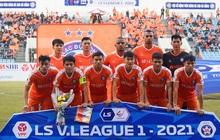 V.League 2021 trở lại: Trận đấu đầu tiên được phép đón khán giả