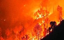 Cháy rừng tồi tệ nhất trong nhiều năm qua gây ô nhiễm không khí nghiêm trọng ở Nepal