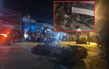 """Nhân chứng vụ xe """"điên"""" tông hàng loạt xe máy, 7 người thương vong: Ô tô lạng lách và chạy tốc độ cao, cảnh tượng rất thảm khốc"""