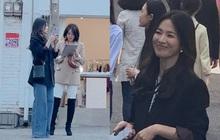 Lộ tạo hình của Song Hye Kyo ở phim mới, tươi cười rạng rỡ lại còn xinh xuất sắc luôn
