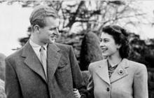 Mối tình 7 thập kỷ của Hoàng thân Philip và Nữ hoàng Elizabeth: Hai bước sau Nữ hoàng, một đời chẳng rời nhau