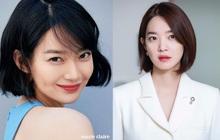 Mặt tròn khác biệt, bạn gái tài tử Woo Bin đã để 4 kiểu tóc này để nhan sắc luôn đẹp đỉnh cao