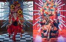 Chi Pu lại bị phát hiện giống y sì CL ở MV nhạc phim Thiên Thần Hộ Mệnh