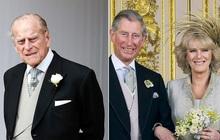 Điều đáng buồn nhất: Hoàng tế Philip qua đời đúng ngày kỷ niệm ngày cưới của Thái tử Charles và bà Camilla