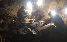 Lạng Sơn: Phát hiện 3 bộ hài cốt vô danh ở núi Chùa Tiên