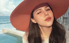 """Cẩm nang dưỡng thai kiểu """"bầu quý tộc"""" Phanh Lee: Ngày ba bữa sơn hào hải vị, sớm tối vui vầy nơi resort cao cấp"""