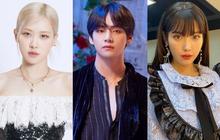 Rosé (BLACKPINK) một mình vượt BTS, IU đạt hạng 2 để thua girlgroup mới nổi trong top ca khúc hot nhất Kpop tháng 3