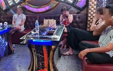 """Phát hiện nhiều nhóm thanh niên tổ chức """"tiệc ma túy"""" trong phòng karaoke"""