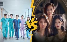Hospital Playlist 2 sẽ đối đầu trực tiếp với Penthouse 3, netizen rôm rả dự đoán kết quả
